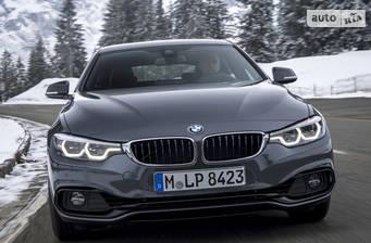 BMW 4 Series Gran Coupe F36 440i AT (326 л.с.) 2018