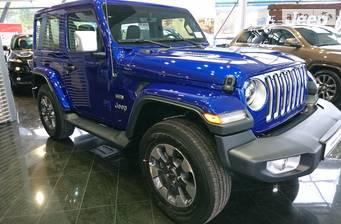Jeep Wrangler 3D 2.0i AT (272 л.с.) AWD 2018