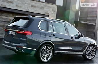 BMW X7 M50i Steptronic (530 л.с.) xDrive 2019