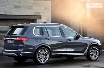 BMW X7 40i Steptronic (340 л.с.) xDrive 2019