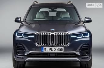 BMW X7 50i Steptronic (462 л.с.) xDrive 2018