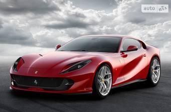 Ferrari 812 Superfast 6.5 DCT (800 л.с.) 2018