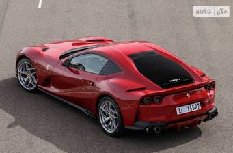 Ferrari 812 Superfast 6.5 DCT (800 л.с.) 2018