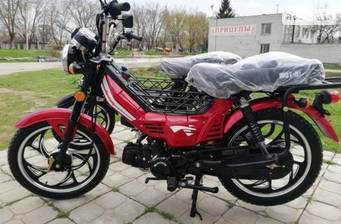 Musstang Delta 110cc 2018