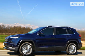 Jeep Cherokee 2.4 AT (184 л.с.) 2017