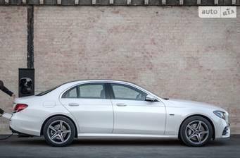 Mercedes-Benz E-Class New E 300d AT (245 л.с.) 2018