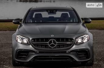 Mercedes-Benz E-Class New Mercedes-AMG E 63S (612 л.с.) 4Matic+ 2019