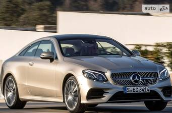 Mercedes-Benz E-Class New E 300d АТ (245 л.с.) 2019