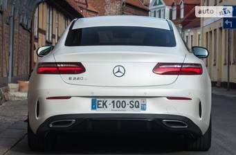 Mercedes-Benz E-Class New E 220d АТ (194 л.с.) 4Matic 2019