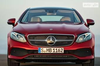 Mercedes-Benz E-Class New E 200 АТ (184 л.с.) 4Matic 2018