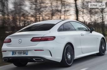 Mercedes-Benz E-Class New E 200 АТ (184 л.с.) 2019