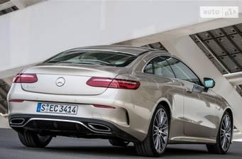 Mercedes-Benz E-Class New E 300 АТ (245 л.с.) 2018