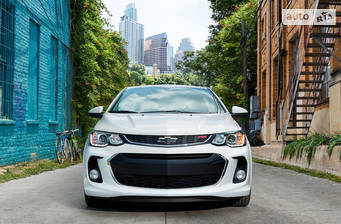 Chevrolet Aveo FL 1.4 АT (100 л.с.) 2019