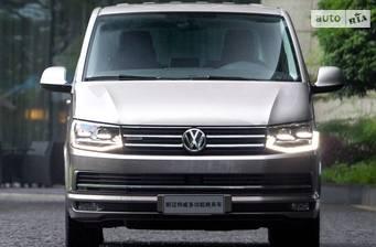 Volkswagen Multivan New 2.0TDI DSG (132 kW) LR  2018