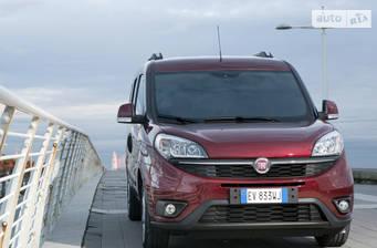 Fiat Doblo Panorama New 1.6D МТ (105 л.с.) 2018