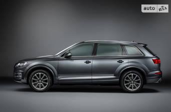 Audi Q7 3.0 TFSI АТ (333 л.с.) quattro 2018