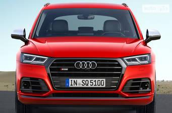 Audi SQ5 New 3.0 TFSI Tip-tronic (354 л.с.) Quattro 2019