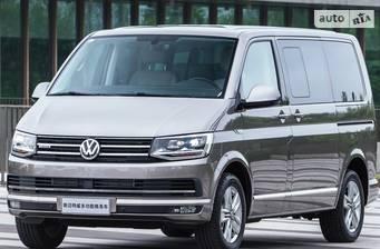 Volkswagen Multivan New 2.0TDI DSG (132 kW)  2018