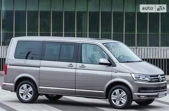 Volkswagen Multivan New 2.0 TDI DSG (103 kW) LR 2018