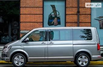 Volkswagen Multivan New 2.0 BiTDI AТ (132 kW) 4Motion LR 2018