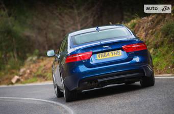 Jaguar XE 2.0D AT (180 л.с.) AWD 2017