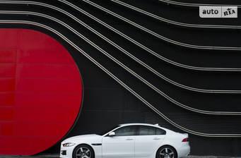 Jaguar XE 2.0 AT (200 л.с.) 2018