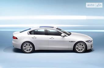 Jaguar XE 2.0D AT (180 л.с.) 2019