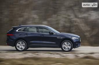 Jaguar F-Pace 2.0D AT (240 л.с.) AWD 2019