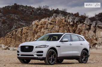 Jaguar F-Pace 2.0D MT (180 л.с.) 2019