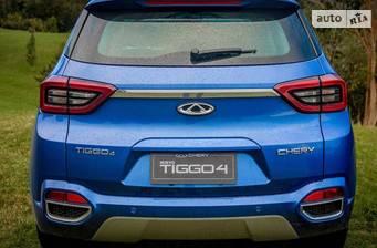 Chery Tiggo 4 1.5i MT (147 л.с.) 2018