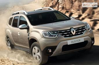 Renault Duster 1.5 D MT (110 л.с.) AWD 2019