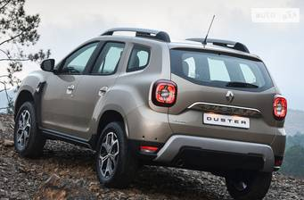 Renault Duster 1.6 MT (115 л.с.) 2018