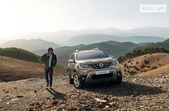 Renault Duster 1.6 MT (115 л.с.) AWD 2018