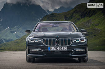 BMW 7 Series G12 740Ld AT (320 л.с.) xDrive 2018