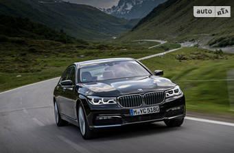 BMW 7 Series G12 740Ld AT (320 л.с.) xDrive 2018