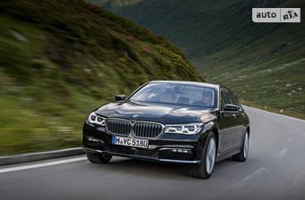 BMW 7 Series G12 730Ld AT (265 л.с.) 2017