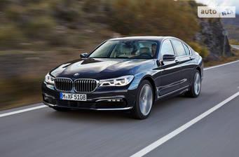 BMW 7 Series G11 740e AT (326 л.с.) iPerformance 2017
