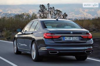 BMW 7 Series G11 740d AT (320 л.с.) xDrive 2017