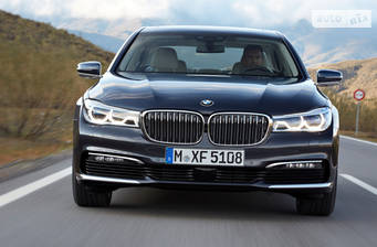BMW 7 Series G11 725d AT (231 л.с.) 2017