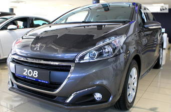 Peugeot 208 1.2 PureTech AT (82 л.с.) 2017