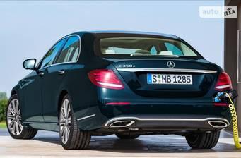 Mercedes-Benz E-Class New E 350d G-Tronic (286 л.с.) 2019