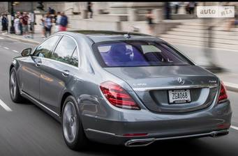 Mercedes-Benz S-Class S 450 AT (367 л.с.) 2019