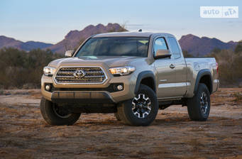 Toyota Tacoma 3.5 AT (278 л.с.) 2018