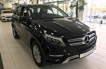 Mercedes-Benz GLE-Class GLE SUV 250d AT (204 л.с.) 4Matic  2018