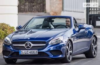 Mercedes-Benz SLC-Class SLC 300 AT (245 л.с.) 2019