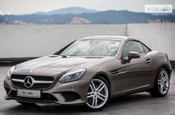 Mercedes-Benz SLC-Class SLC 200 MT (184 л.с.) 2019