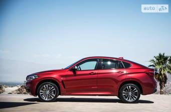 BMW X6 F16 35i AT (306 л.с.) xDrive 2017