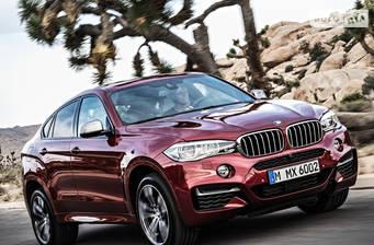 BMW X6 F16 40d AT (313 л.с.) xDrive 2017