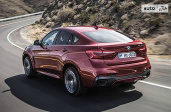 BMW X6 F16 35i AT (306 л.с.) xDrive 2018