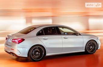 Mercedes-Benz A-Class 200 AT (163 л.с.) 2019